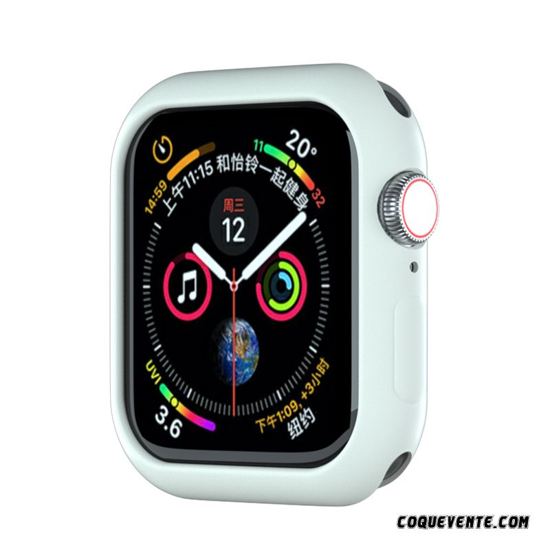 Coque Apple Apple Watch Series 3 Silicone, Tel Mobile Pas Cher Rose, Coque Apple Watch Series 3