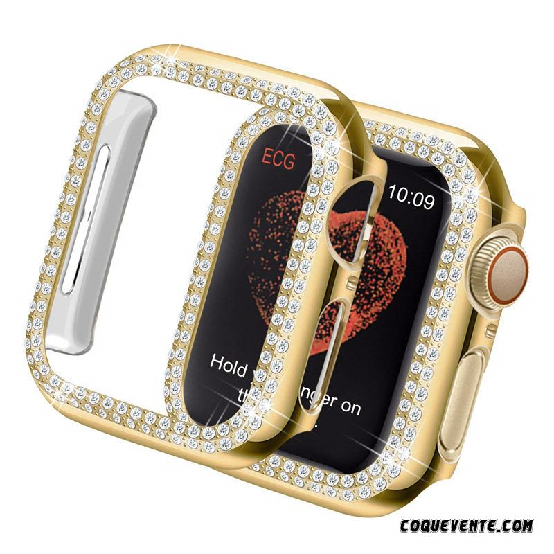 Coque Apple Watch Series 1, Coque Ultra Slim Apple Watch Series 1, Etui Coque Pas Cher Brun