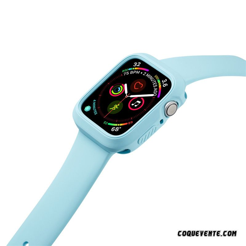 Coque Apple Watch Series 1, Etui Portable Pour Iphone, Housse Coque Teos Neige