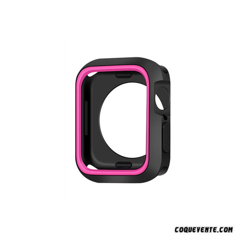 Coque Apple Watch Series 2, Etui Vente De Portable Bronzage, Coque Rose Apple Watch Series 2