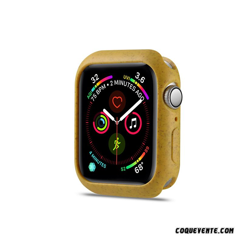 Coque Apple Watch Series 3 Pas Cher, Housse Coque De Portable Saumon, Coque Apple Pour Apple Watch Series 3