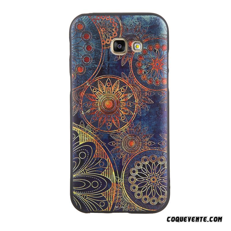 Coque Galaxy A5 2017, Etui Samsung Galaxy A5 2017, Site De Coque Cyan