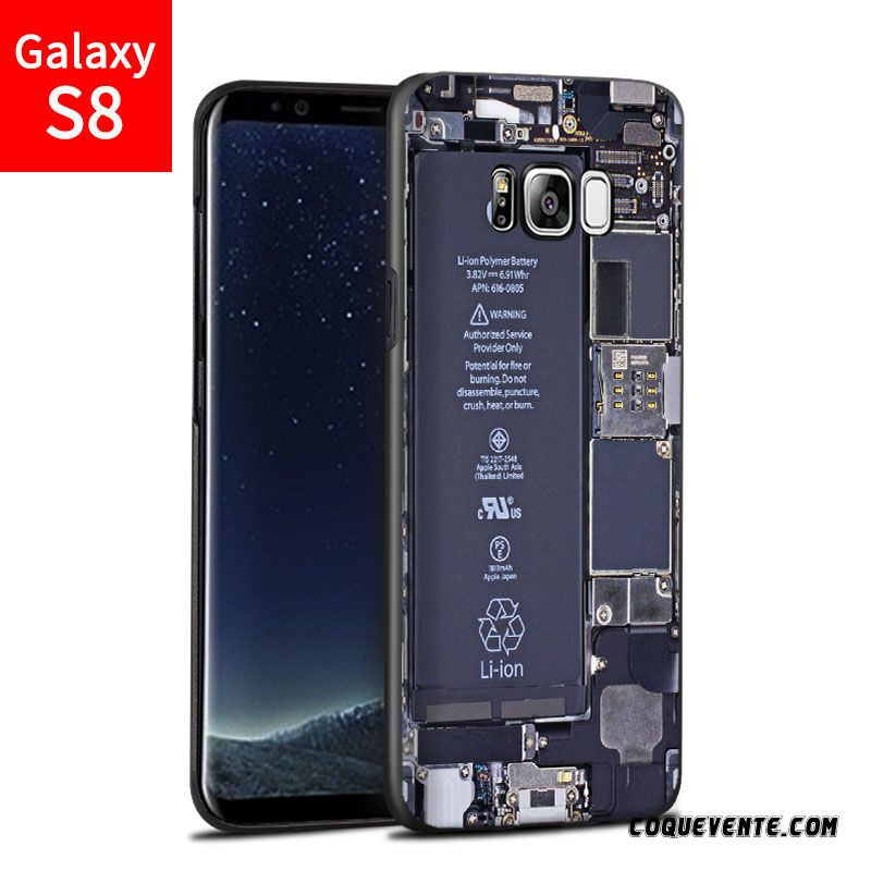 Coque galaxy s8 etui samsung galaxy s8 pas cher housse for Housse samsung s8