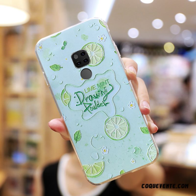Coque Huawei Mate 20, Housse Telephone Huawei, Housse Coque Téléphone Personnalisée Bisque