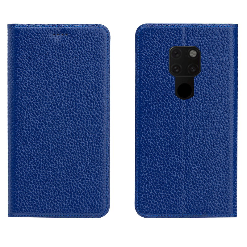 Coque Huawei Mate 20 X Pas Cher, Housse Smartphone Huawei, Etui Coque Portable Argent