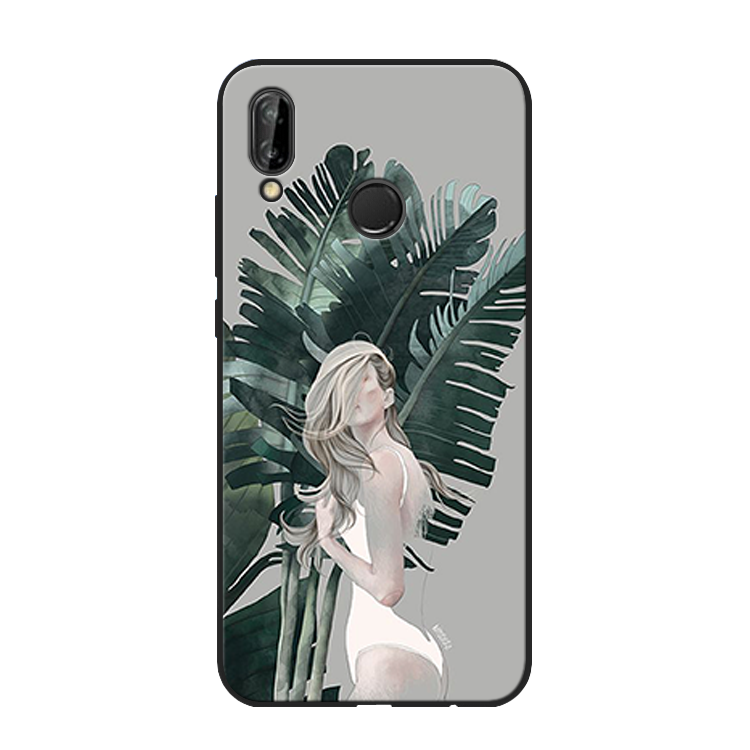 Coque Huawei P20 Lite Pas Cher, Coque Huawei P20 Lite Sortie, Coques Telephone Personnalisée Lawngreen