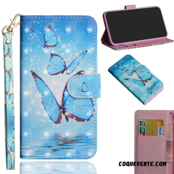 Coque Huawei P30 Pro, Etui Telephone Huawei P30 Pro, Housse Achat Mobile Corail