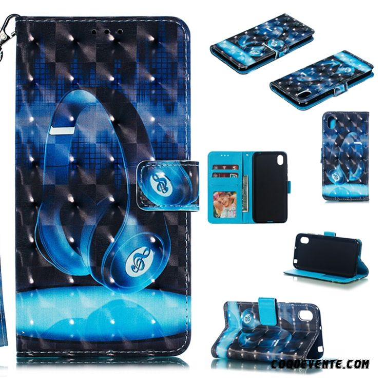 Coque Huawei Y5 2019, Housse Personnalisée Coque Marine, Housse Silicone Huawei Y5 2019