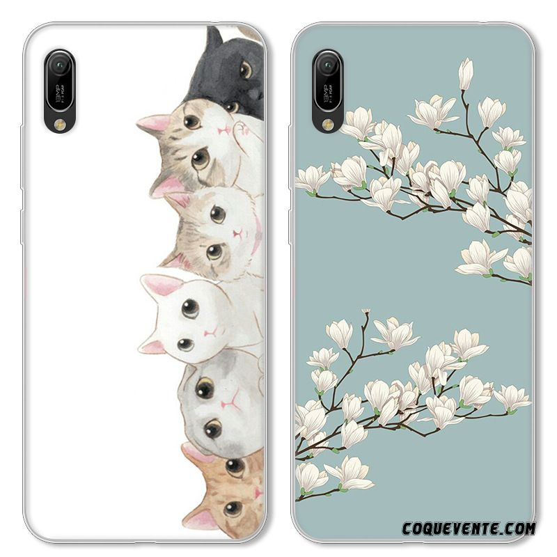 coque huawei y6 animal