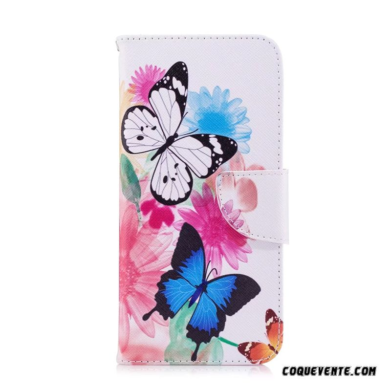 Coque Huawei Y7 2018, Coques Personnalisé Azur, Smartphone Pas Cher Huawei