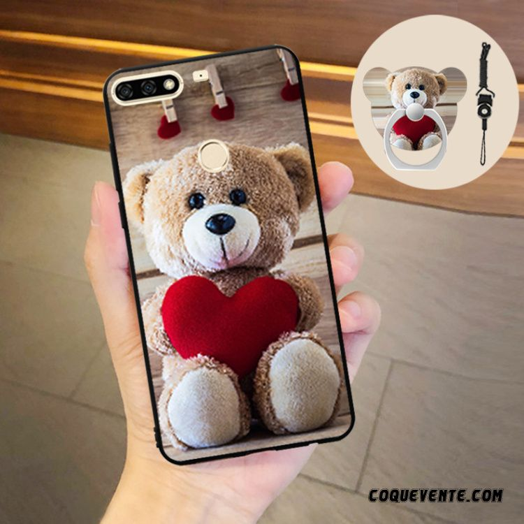 coque huawei y7 2018 personnalisable