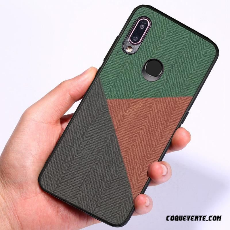 Coque Huawei Y7 2019, Etui Mobiles Pas Chers Motor City, Housse Huawei Y7 2019