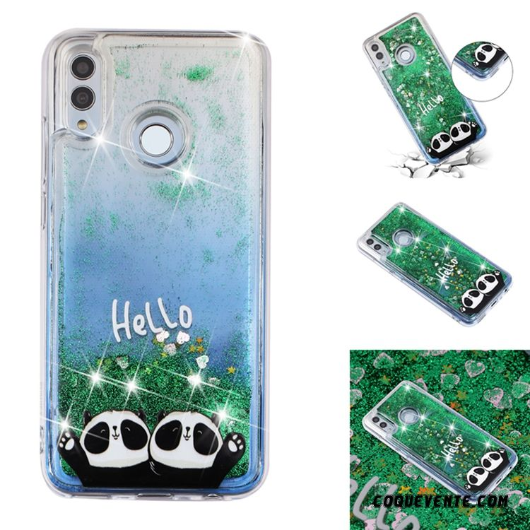 Coque Huawei Y7 2019, Housse Coque Boutique Or, Coque Portefeuille Huawei Y7 2019