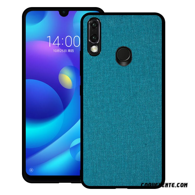 Coque Huawei Y7 2019, Housse Coque Personnalisée Brun, Protection Huawei Y7 2019