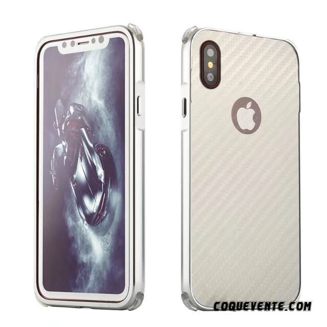 Coque Iphone X, Coque Animal Brun, Etui Telephone Iphone X