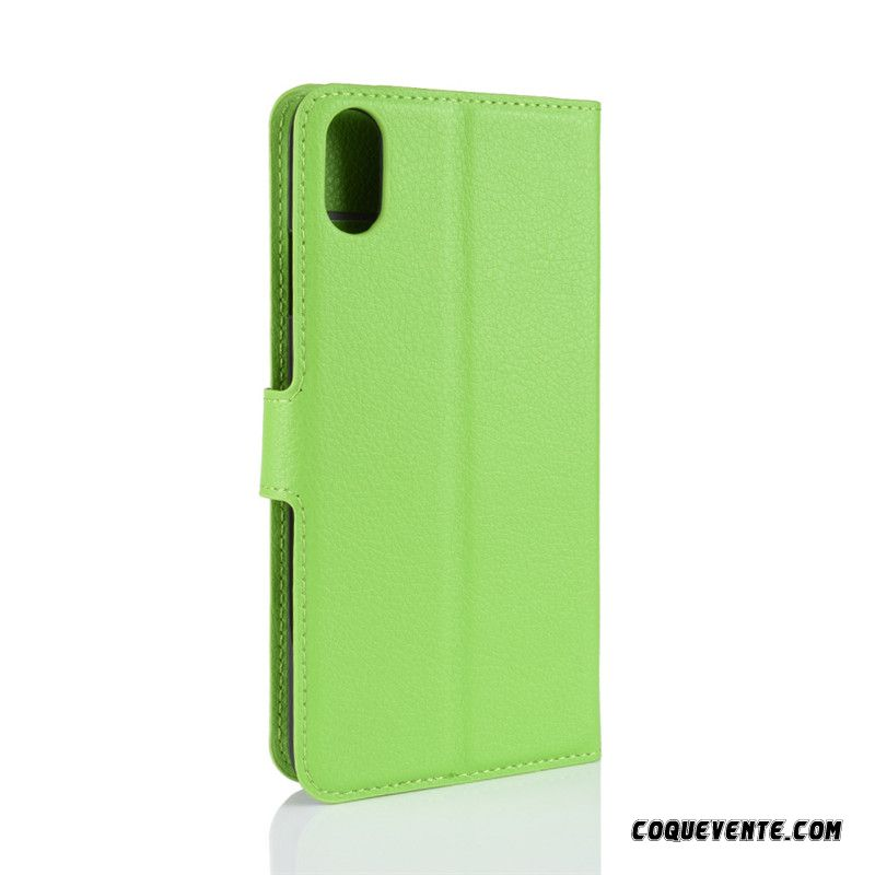 coque iphone xr corail mat