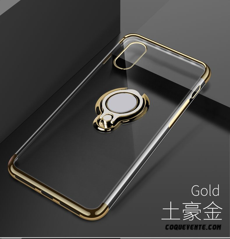coque iphone xs max gold