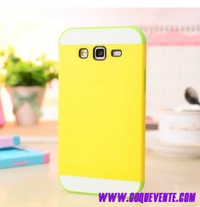 Coque Pour Galaxy Grand 2, housse portable samsung, vente portable lawngreen