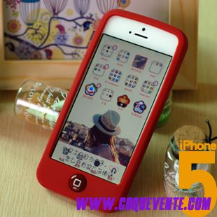 coque iphone 5 epaisse