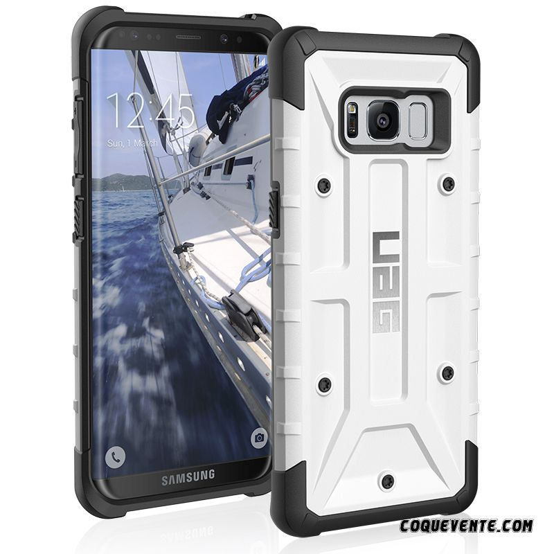 Coque Protection Samsung Galaxy S8+, Coque Galaxy S8+, Housse Coque Piscine Occasion Blé