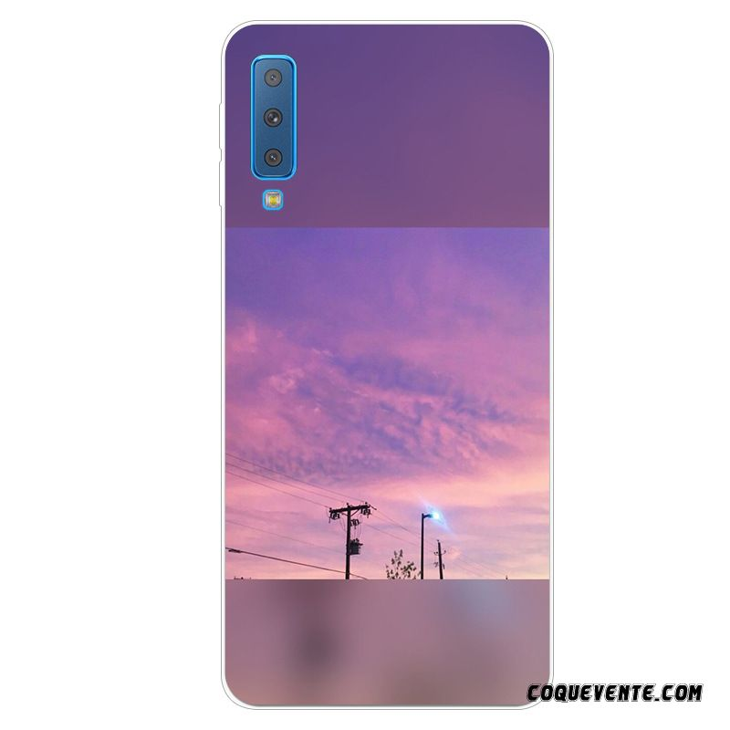 coque personnalisable samsung a7 2018