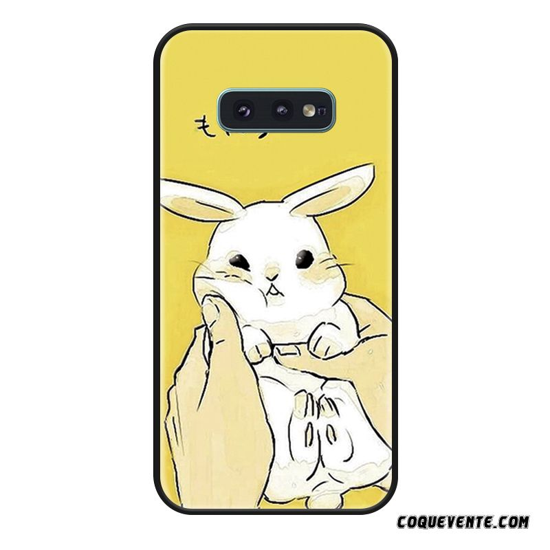 Coque Samsung Galaxy S10e, Protection Telephone Samsung Trend Lite, Magasin De Coques Neige