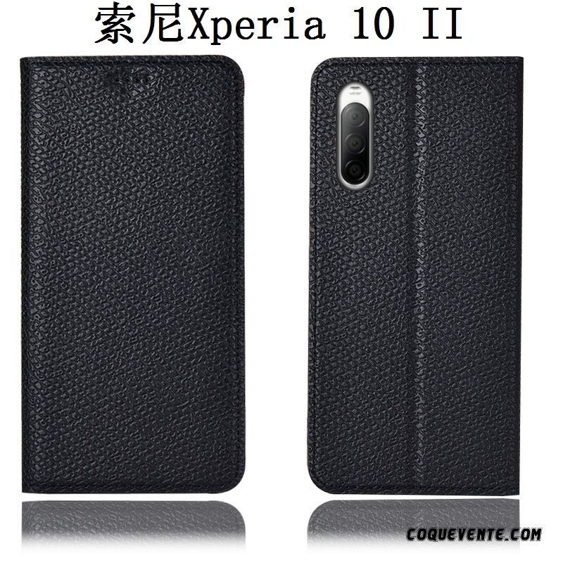 Coque Sony Xperia 10 Ii, Housse Coque Mobile Bordeaux, Etuis Samsung Galaxy Sony Xperia 10 Ii