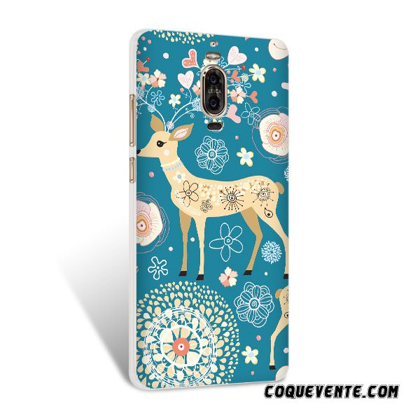 Coque Stylé Motor City, Coque Huawei Mate 9 Pro Pas Cher, Housse Mobile Huawei Mate 9 Pro