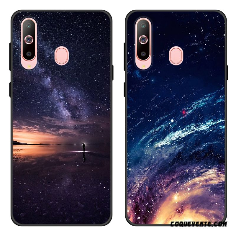Coques Pour Samsung Galaxy A60, Housse Accessoires Portable Lawngreen, Coque Samsung Galaxy A60
