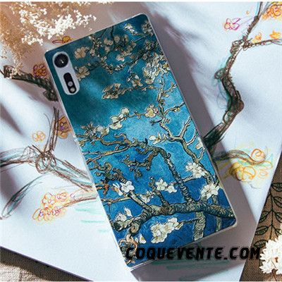 Coques Pour Sony Xperia X Compact, Coque Xperia X Compact, Etui Coques Smartphone Brun