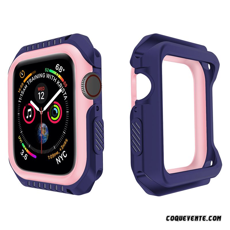 Housse Coques En Silicone Brun, Coque Apple Watch Series 2, Housse Cuir Apple Watch Series 2