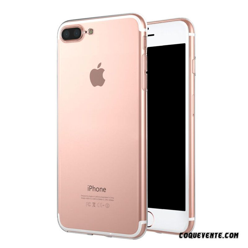 Housse Mobile Iphone 7 Plus, Mobiles Pas Cher Saumon, Coque Iphone 7 Plus