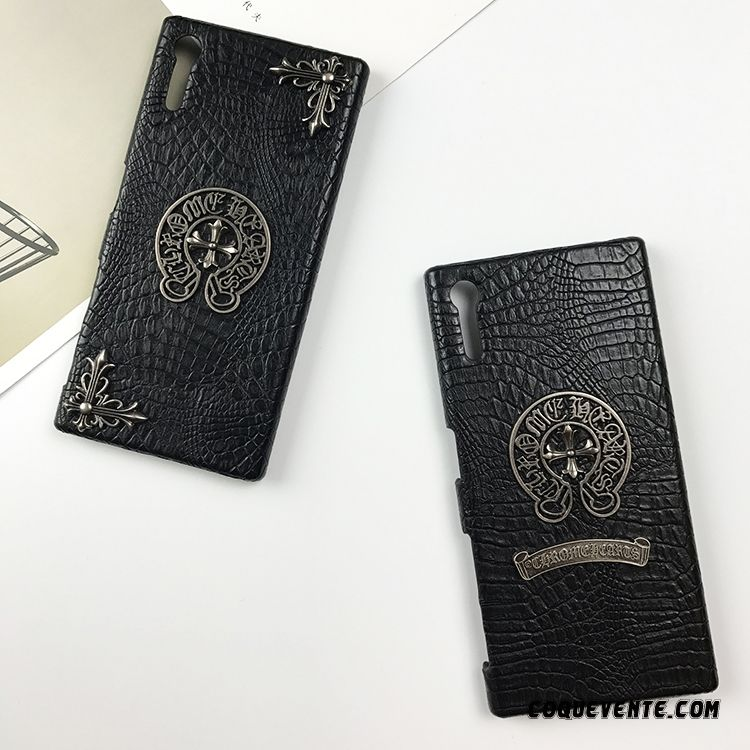 Housse Portable Pas Chers Neige, Coque Xperia Xz, Coque Sony Xperia Xz Guess