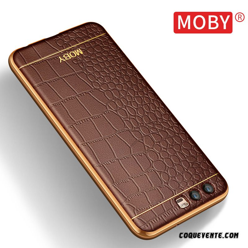 Housse Portefeuille Huawei P10 Plus, Etui Coque Teos Bronzage, Coque Huawei P10 Plus