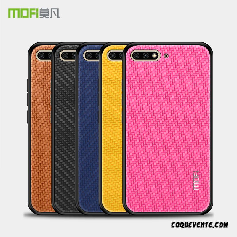 Housse Telephone Huawei Y6 2018, Coque Huawei Y6 2018, Housse Boutique Coque Telephone Aigue-marine