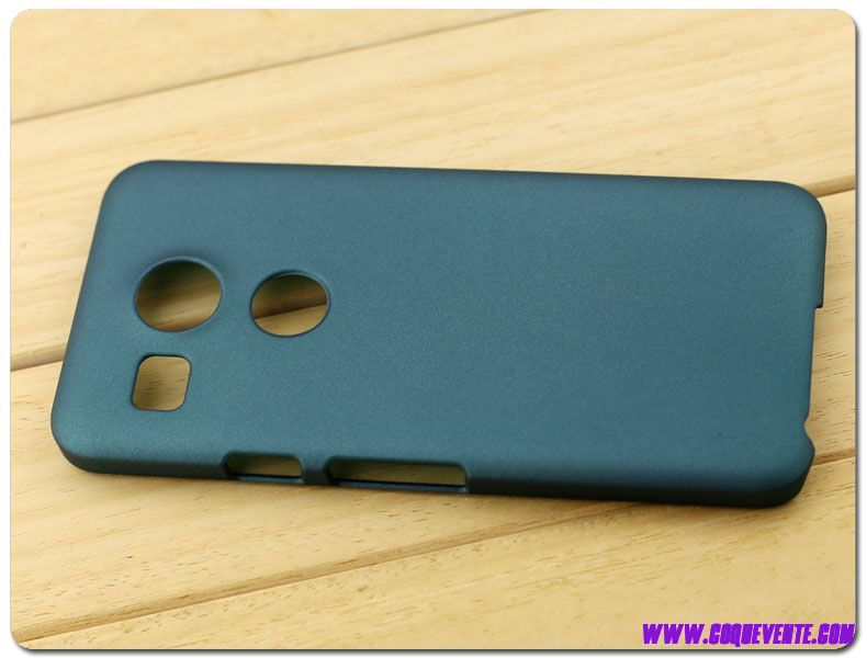 LG Nexus 5X coque matte mobile housse de protection Mince difficile anti-empreintes digitales