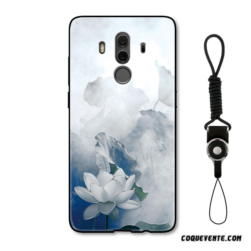Protege Huawei Mate 10 Pro, Housse Coques De Portable Motor City, Coque Huawei Mate 10 Pro