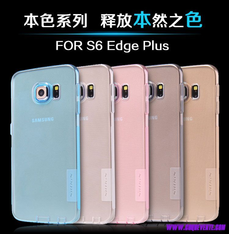 samsung galaxy s6 edge plus coque silicone