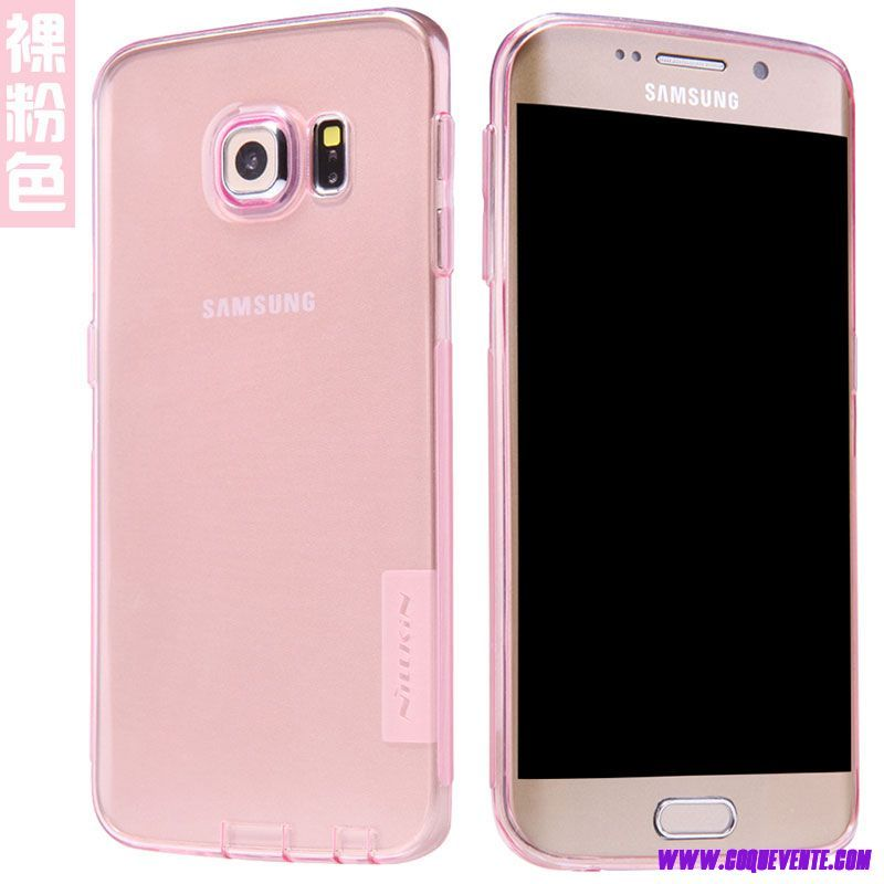 coque rose samsung galaxy s6