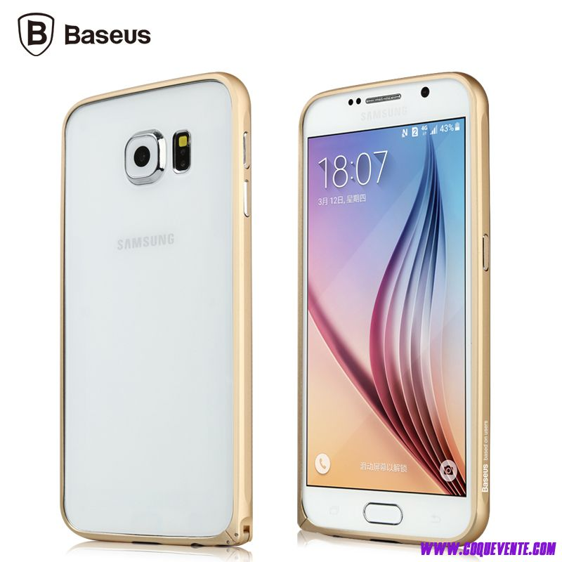 coque discount or, protection mobile galaxy s6, Coque Pour Galaxy S6