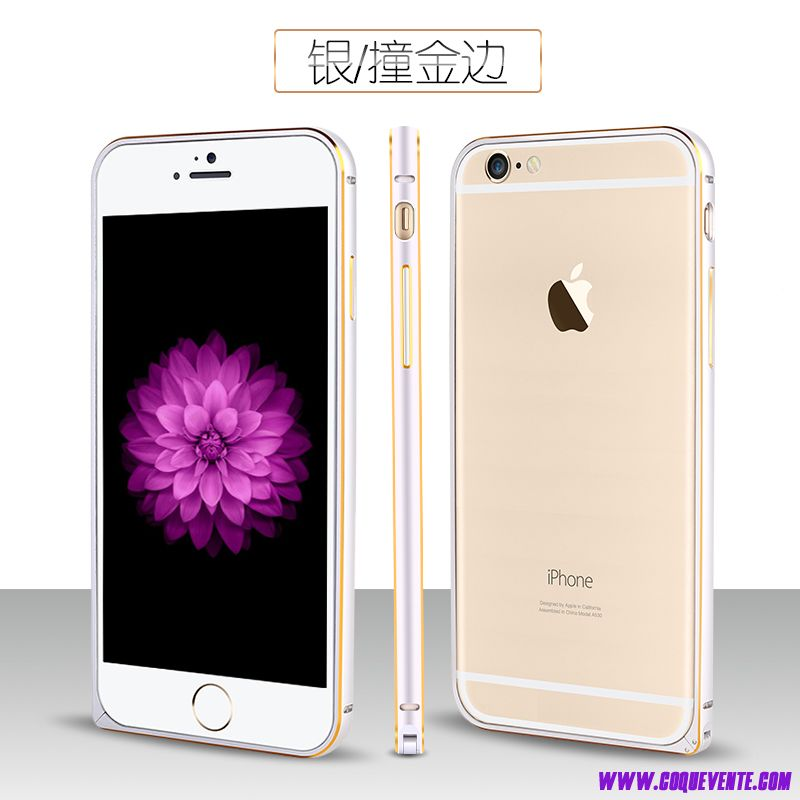Coque silicone iphone 6 apple housse coque protection for Housse pour iphone 6