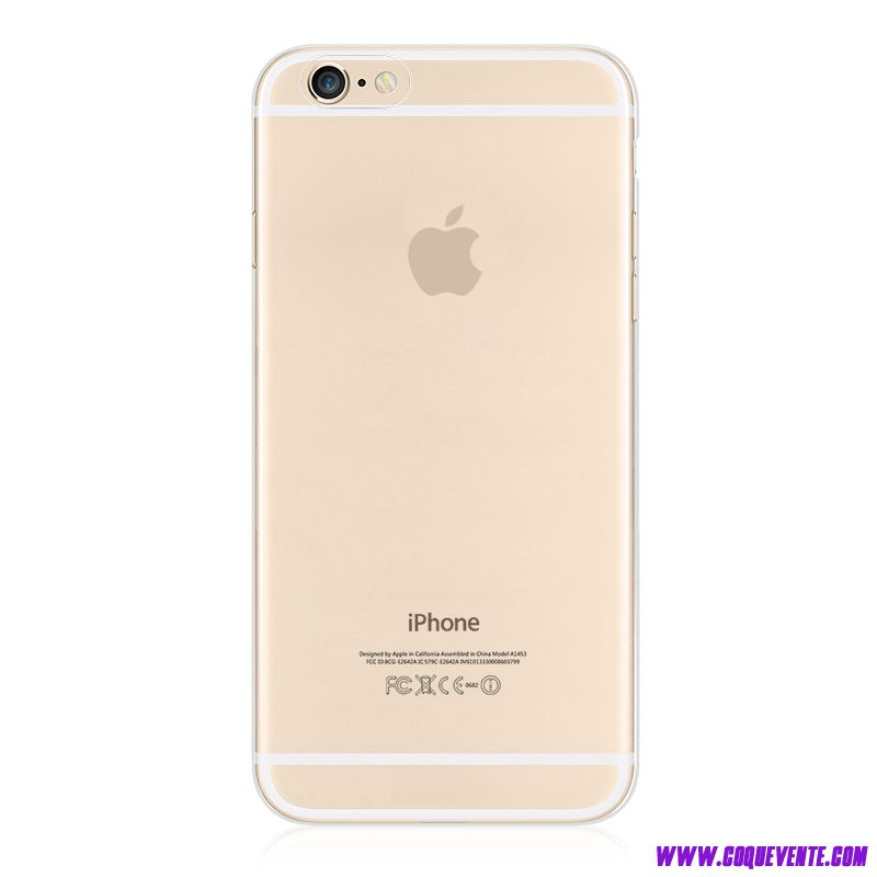 coque iphone 6 saumon