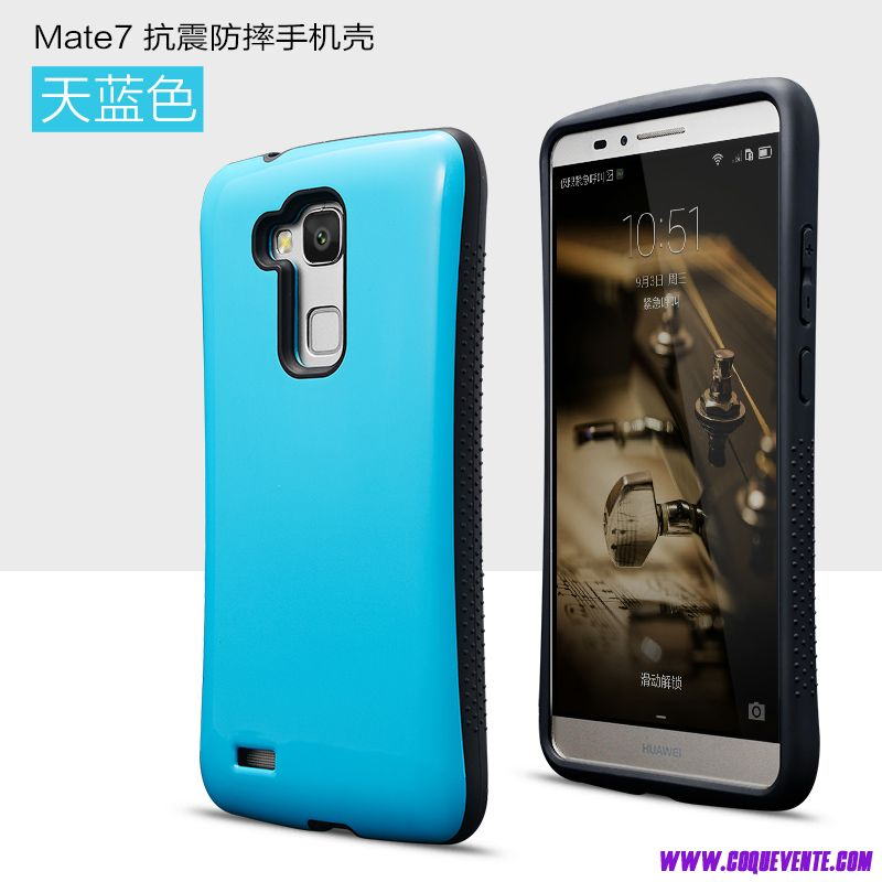 coque etui housse protection mobile huawei ascend mate 7