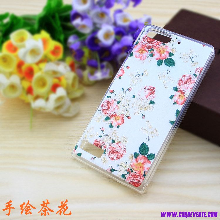 housse coque telephone avec photo neige, Coque pour HUAWEI Ascend G6, huawei g6 ascend