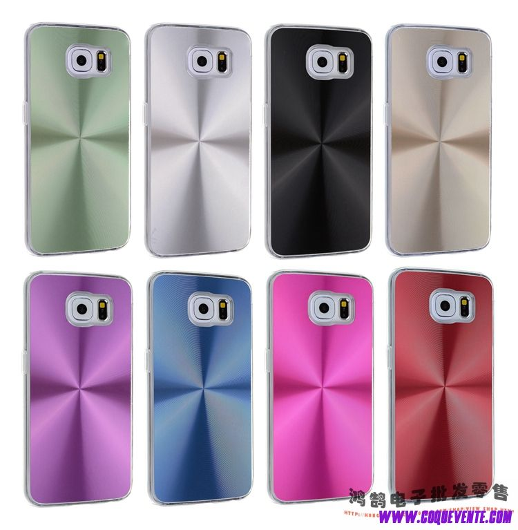 coque personnalisable galaxy s6 edge